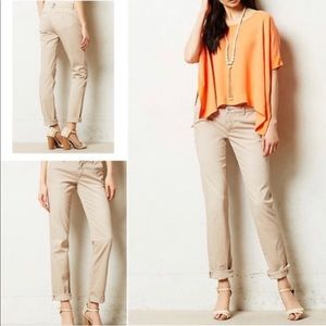 Anthropologie/Pilcro- Hyphen Casual Pants- 29